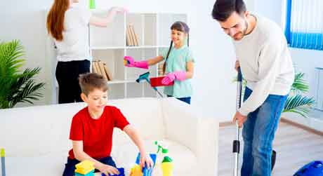 Engage in Daily Chores
