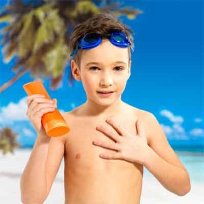 Is Sun Tan Cream or Sun Tan Lotion Better for Kids