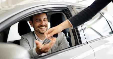 car rental on the internet