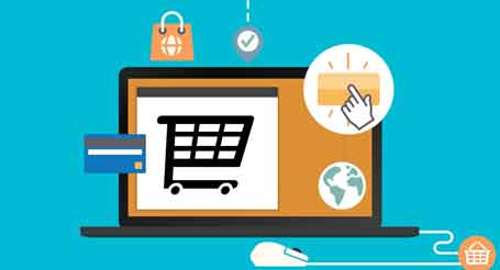 ecommerce store front