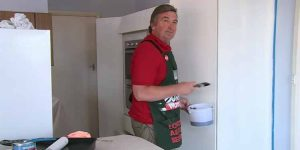 How To Paint The Cabinets in an RV