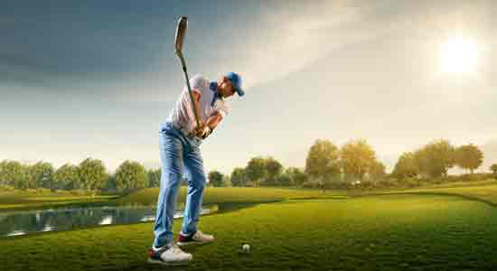 The Importance of the Hitting Golf Ball