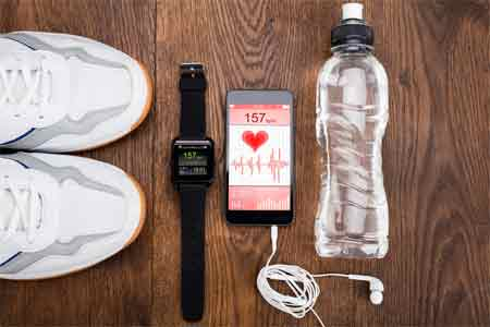 The fitness tracker chargers you get at the gym